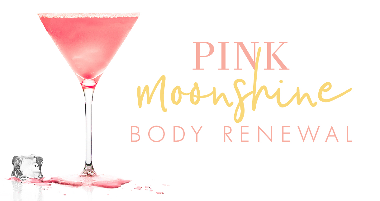 Pink Moonshine Body Renewal Dominion House Spa